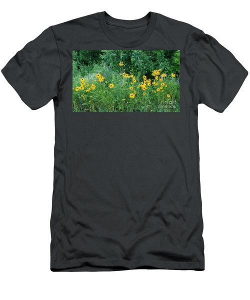 Along The Road Men's T-Shirt (Athletic Fit)