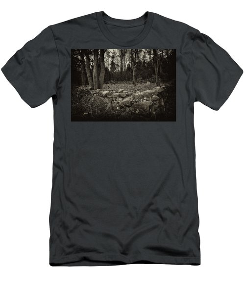Alpine Benders Cemetery Men's T-Shirt (Athletic Fit)