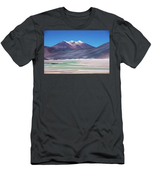 Altiplano View Men's T-Shirt (Athletic Fit)