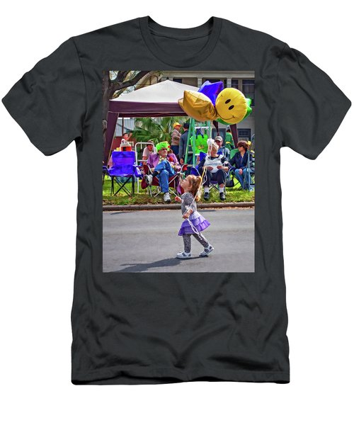 Always Dream...never Grow Up Men's T-Shirt (Athletic Fit)