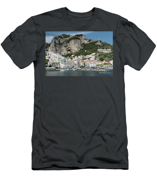 Amalfi Port Men's T-Shirt (Athletic Fit)