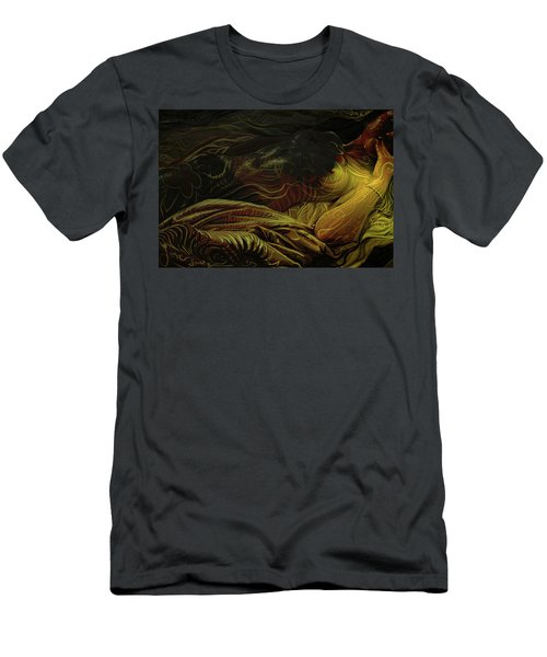 Amber Light Men's T-Shirt (Athletic Fit)