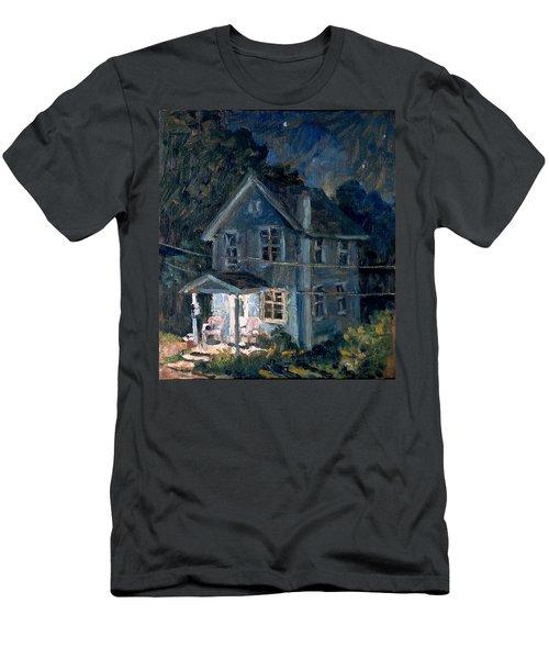 American Front Porch Nocturne Men's T-Shirt (Athletic Fit)