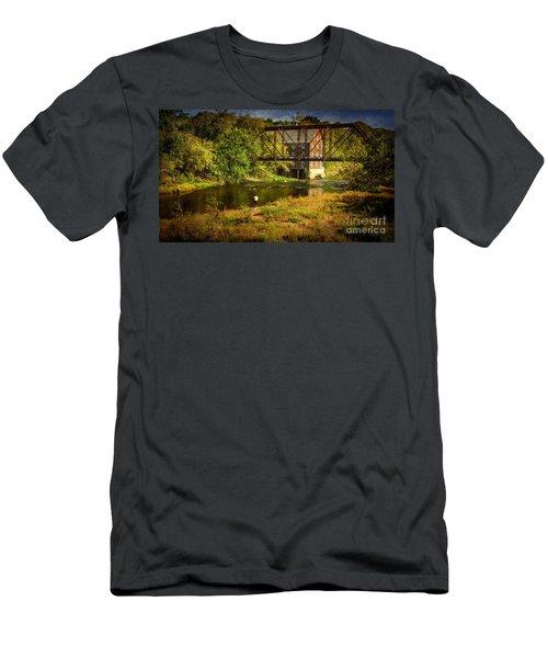 Ammerman Mill Men's T-Shirt (Athletic Fit)