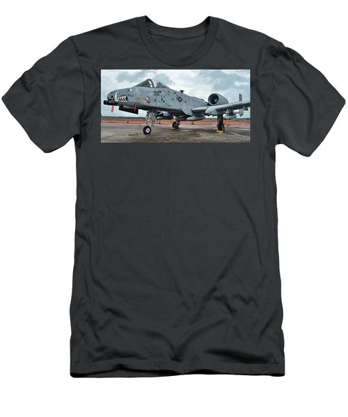 Amy's Warthog Men's T-Shirt (Athletic Fit)