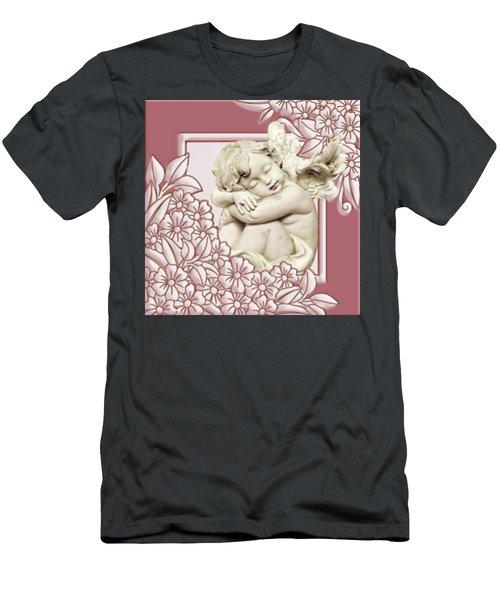 An Angel Men's T-Shirt (Athletic Fit)
