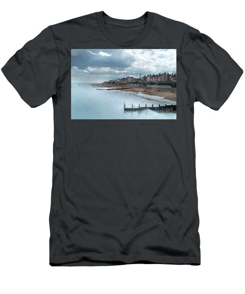 An English Beach Men's T-Shirt (Athletic Fit)