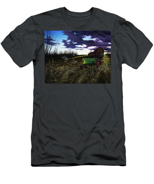 An Oliver Time Of Year Men's T-Shirt (Athletic Fit)