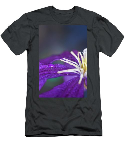 Men's T-Shirt (Athletic Fit) featuring the photograph Ancient Joy by Michelle Wermuth