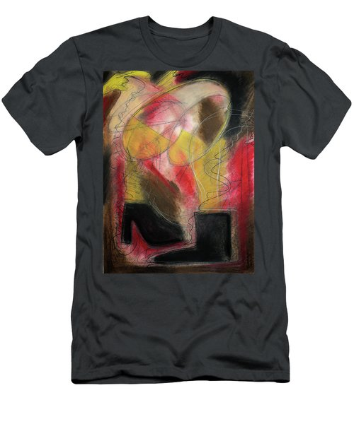 Angel At The Beach Men's T-Shirt (Athletic Fit)