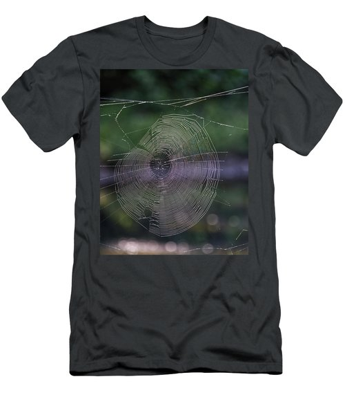 Another Web Men's T-Shirt (Athletic Fit)