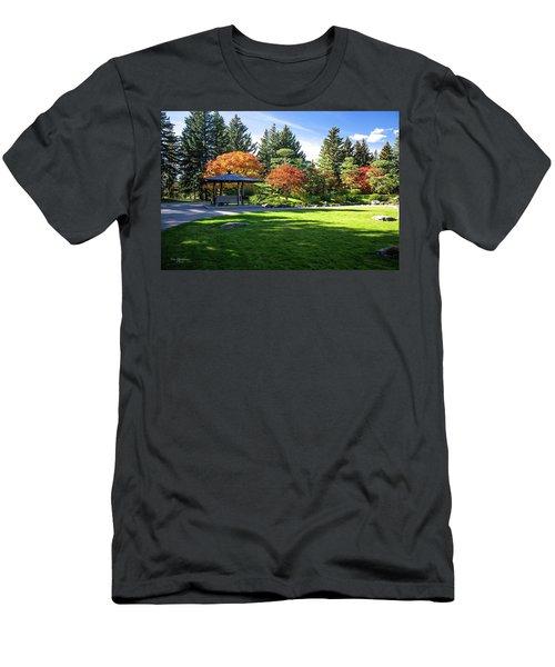 Another Zen Moment Men's T-Shirt (Athletic Fit)