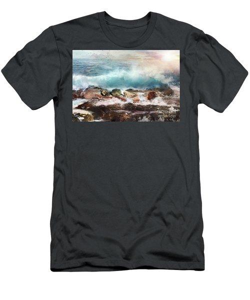 Aphros Men's T-Shirt (Athletic Fit)
