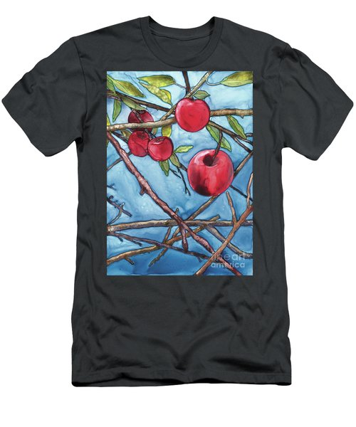 Apple Harvest Men's T-Shirt (Athletic Fit)