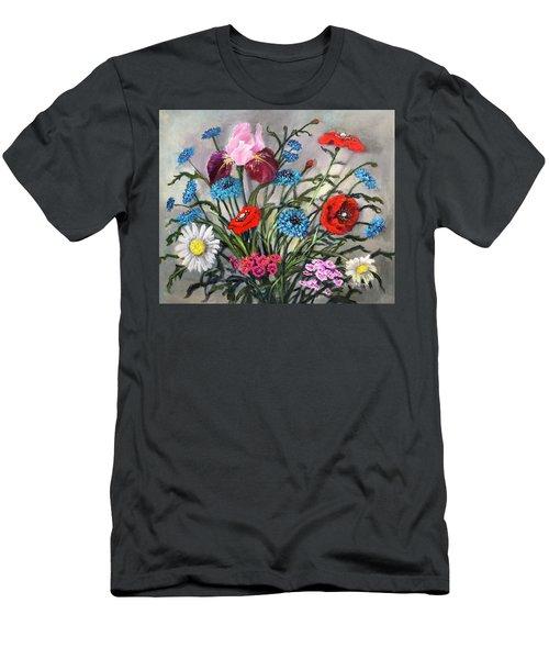 April, May, June Men's T-Shirt (Athletic Fit)