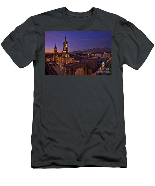 Arequipa Is Peru Best Kept Travel Secret Men's T-Shirt (Athletic Fit)