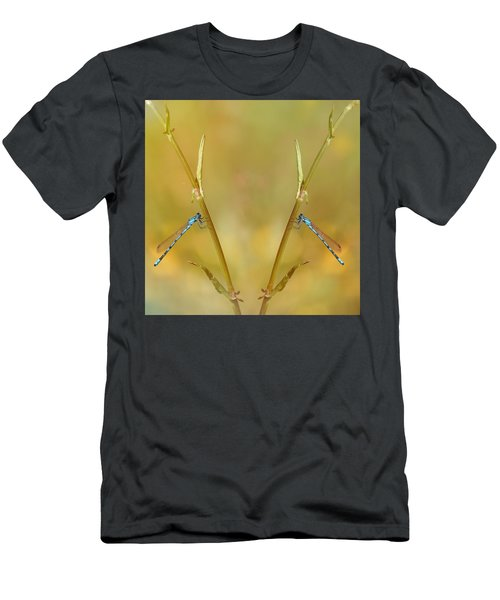 Around The Meadow 6 Men's T-Shirt (Athletic Fit)