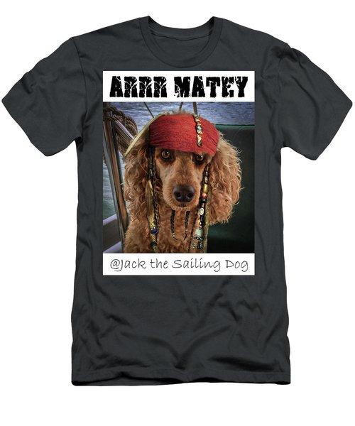 Arrr Matey Men's T-Shirt (Athletic Fit)