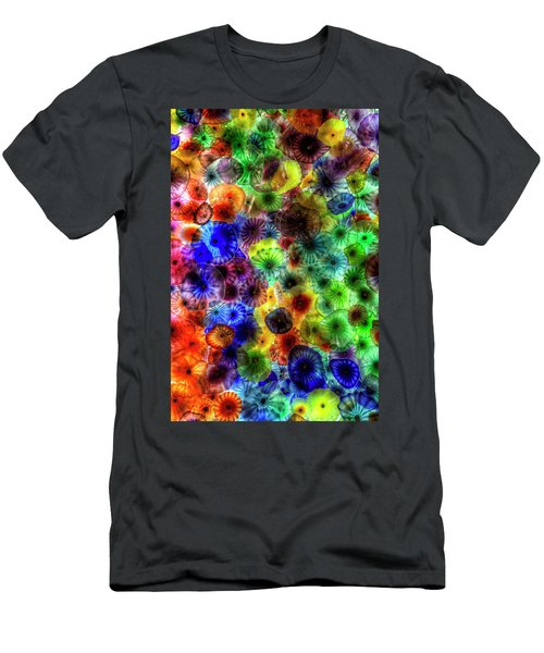 Art From Above Men's T-Shirt (Athletic Fit)