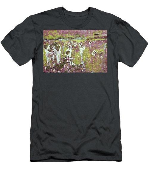Men's T-Shirt (Athletic Fit) featuring the photograph Art Print Patina 51 by Harry Gruenert