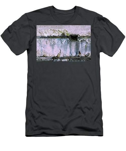 Men's T-Shirt (Athletic Fit) featuring the photograph Art Print Whites 30 by Harry Gruenert