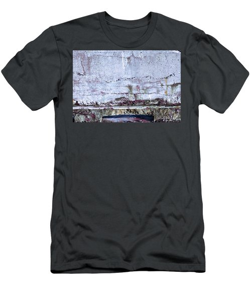 Men's T-Shirt (Athletic Fit) featuring the photograph Art Print Whites 31 by Harry Gruenert