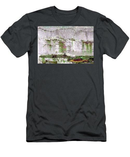 Men's T-Shirt (Athletic Fit) featuring the photograph Art Print Whites 32 by Harry Gruenert
