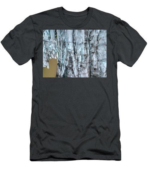 Artic Glacier Men's T-Shirt (Athletic Fit)