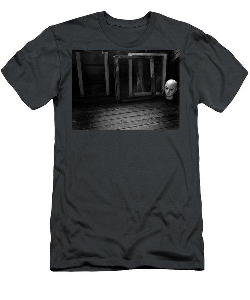 Attic #2 Men's T-Shirt (Athletic Fit)