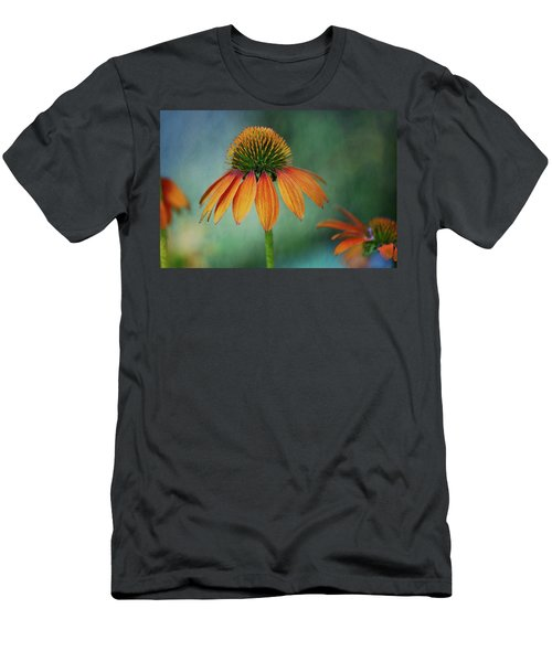Men's T-Shirt (Athletic Fit) featuring the photograph Attracting Attention by Dale Kincaid