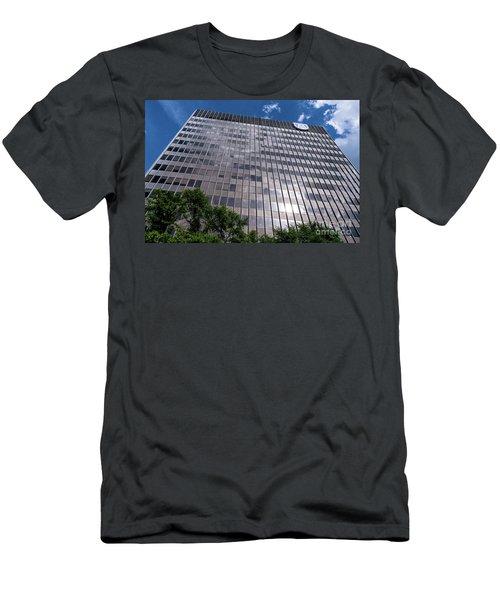 Augusta University Building 1 Men's T-Shirt (Athletic Fit)