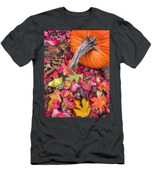 Autumn Harvest Men's T-Shirt (Athletic Fit)