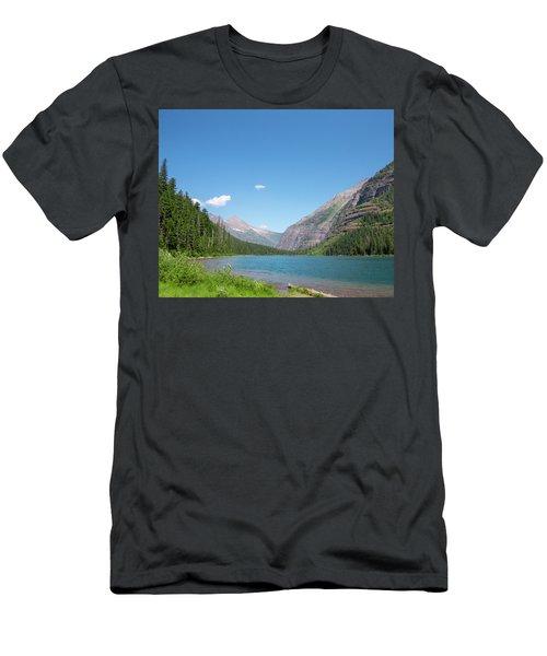 Avalanche Lake Men's T-Shirt (Athletic Fit)