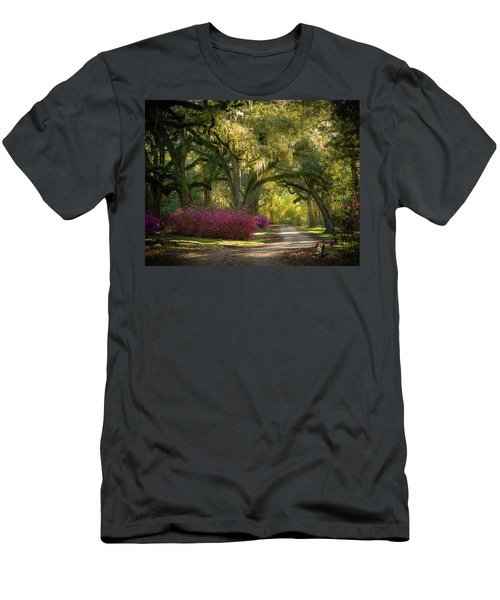Avery Island Pathway Men's T-Shirt (Athletic Fit)