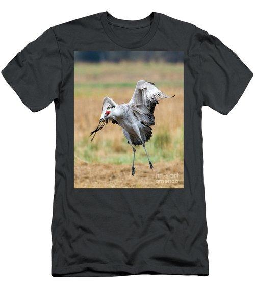 Awkward Landing Men's T-Shirt (Athletic Fit)