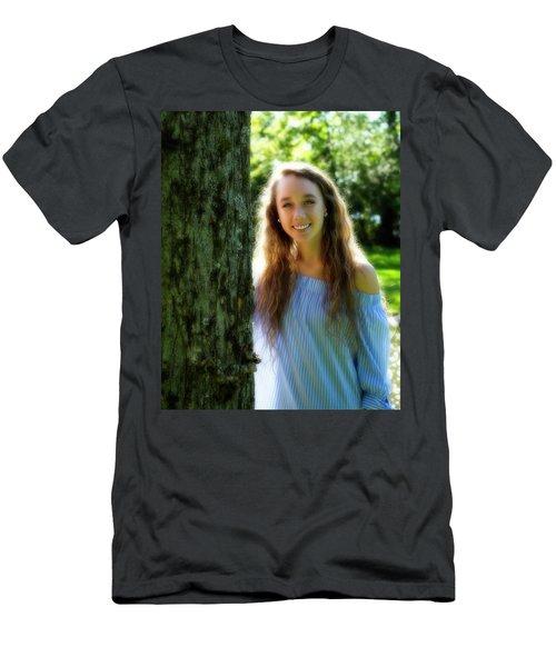 1B Men's T-Shirt (Athletic Fit)