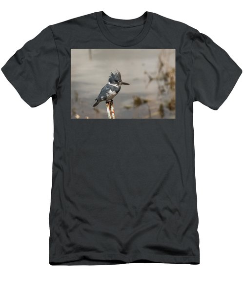 Men's T-Shirt (Athletic Fit) featuring the photograph B31 by Joshua Able's Wildlife