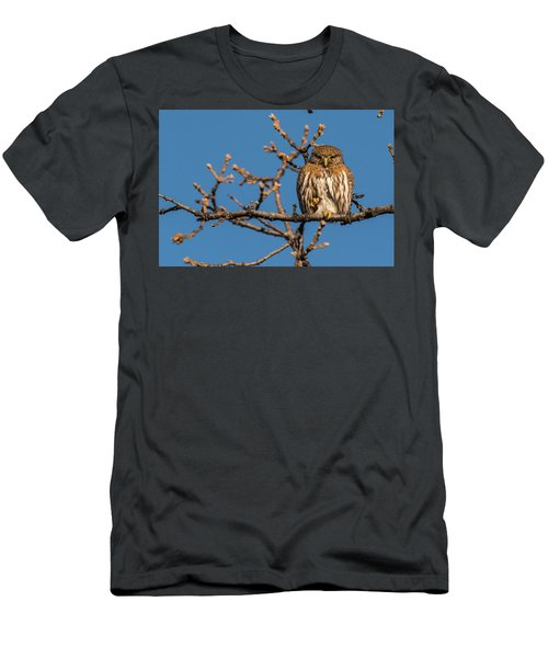 Men's T-Shirt (Athletic Fit) featuring the photograph B37 by Joshua Able's Wildlife