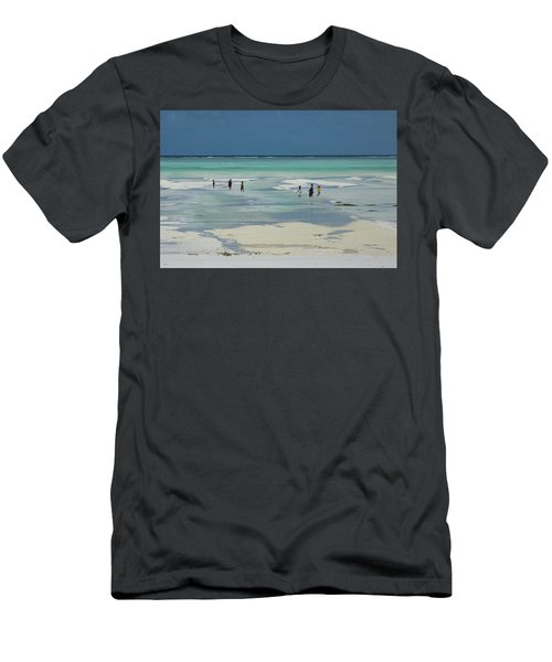 Back From Long Day Men's T-Shirt (Athletic Fit)