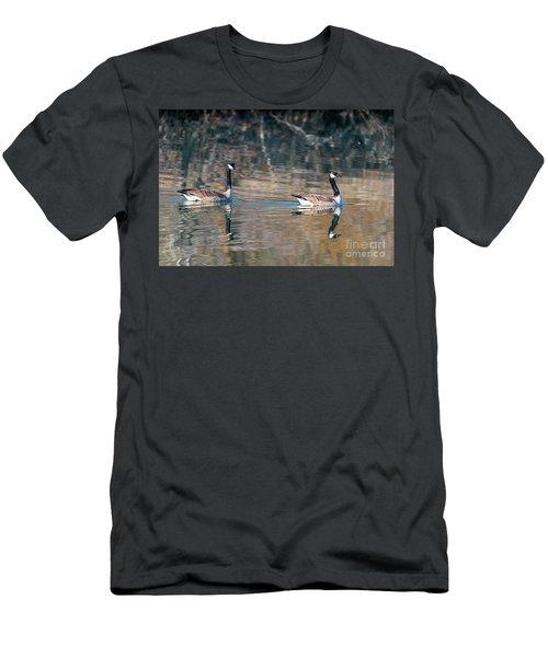 Backseat Driver Men's T-Shirt (Athletic Fit)