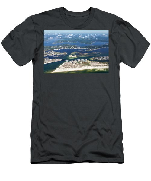 Backwaters 5122-a Men's T-Shirt (Athletic Fit)
