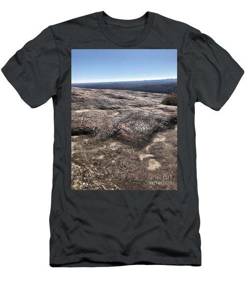 Bald Rock Men's T-Shirt (Athletic Fit)