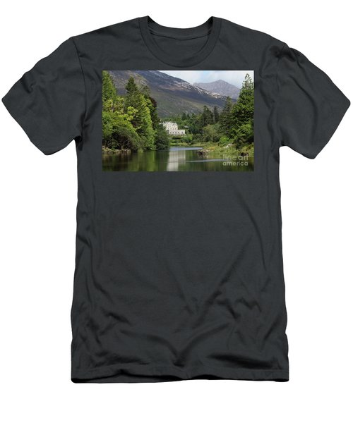 Ballynahinch Castel Men's T-Shirt (Athletic Fit)
