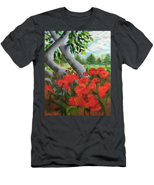 Bank Of Triumph Men's T-Shirt (Athletic Fit)