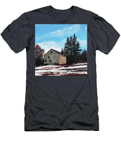 Barn Harlow, Ma Men's T-Shirt (Athletic Fit)