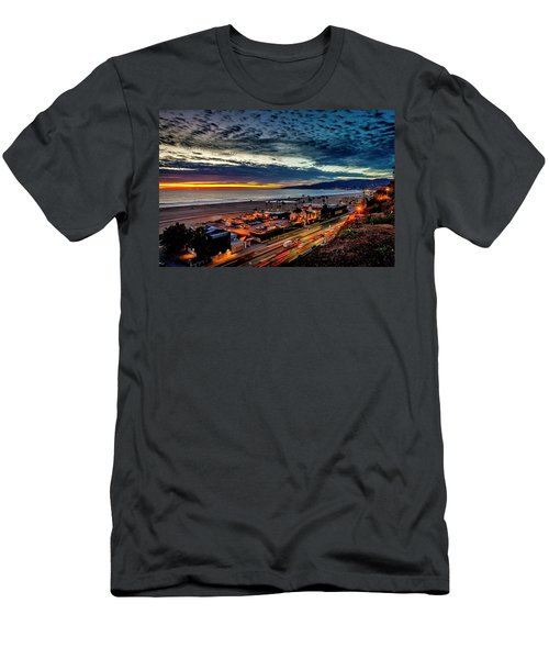 Beautiful Sky After The Storm Men's T-Shirt (Athletic Fit)