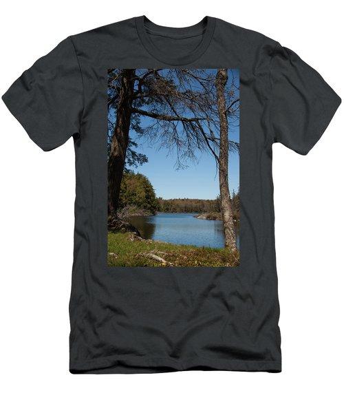 Beauty At Mt Everett Men's T-Shirt (Athletic Fit)