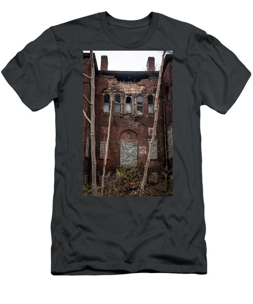Beauty In Decay Men's T-Shirt (Athletic Fit)