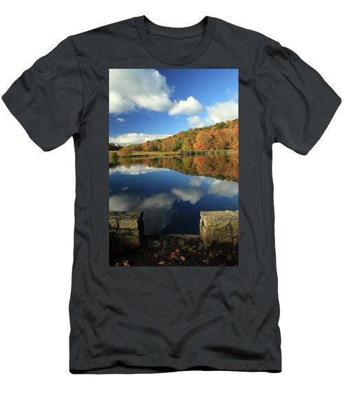 Beauty Of Autumn Men's T-Shirt (Athletic Fit)