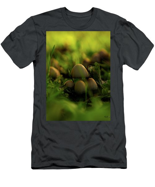 Beauty Of Fungus Men's T-Shirt (Athletic Fit)